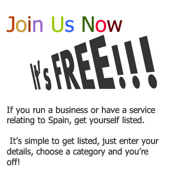 Free Business Directry Listing Spain